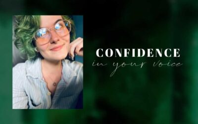 Blogging with Confidence: Getting Comfortable with your Voice