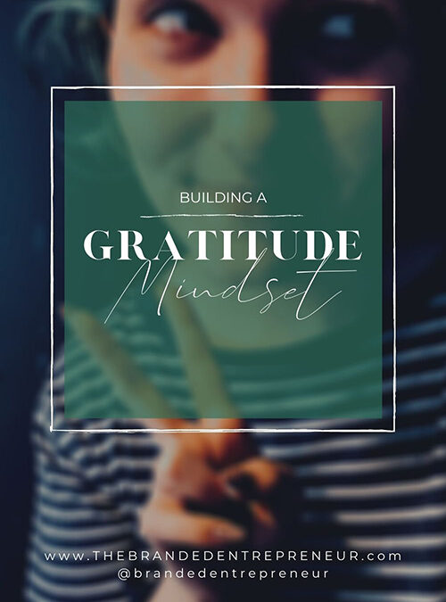 Building a Gratitude Mindset: A Theory on Apologies